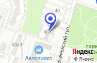 Схема проезда до компании КОННЫЙ КЛУБ РЕСМА в Москве