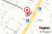 Схема проезда до компании Питомник растений в Подольске