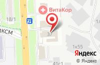Схема проезда до компании Ресурс в Подольске