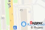 Схема проезда до компании Воображуля в Подольске