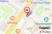 Схема проезда до компании Почтовое отделение №142100 в Подольске