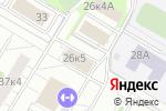 Схема проезда до компании Аппарат Совета депутатов муниципального округа Обручевский в Москве