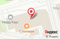 Схема проезда до компании Сст-Строй в Москве