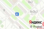 Схема проезда до компании Ретро в Москве