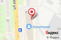 Схема проезда до компании КофеТун-СушиТун в Подольске