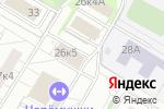 Схема проезда до компании Совет ветеранов войны в Москве