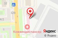 Схема проезда до компании Полимед в Подольске