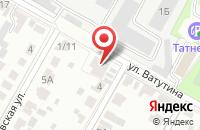 Схема проезда до компании Рекламное агентство COLORIT в Подольске