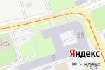 Схема проезда до компании Агроэкология пестицидов и агрохимикатов в Москве