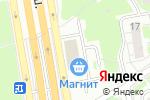 Схема проезда до компании Iceberg в Москве