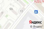 Схема проезда до компании Москитные сетки Динамо в Москве