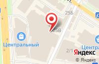 Схема проезда до компании Станица в Подольске