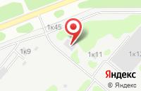 Схема проезда до компании Изофлекс в Москве