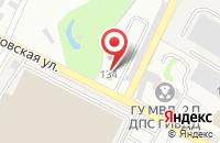Схема проезда до компании Алмаз-М в Подольске