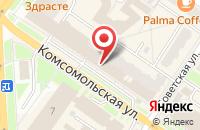 Схема проезда до компании Стиль М в Подольске