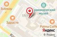 Схема проезда до компании Green Road в Подольске