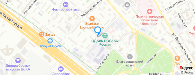улица Пилота Нестерова