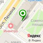 Местоположение компании ЛИОН-ДРЕВ