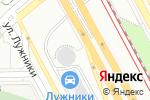 Схема проезда до компании Авторесурс в Москве