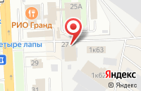 Схема проезда до компании Союз Строй Dеталь в Подольске