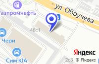 Схема проезда до компании АРХИТЕКТУРНАЯ МАСТЕРСКАЯ МОСГРОНИСЕЛЬСТРОЙ в Москве