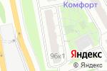 Схема проезда до компании Ремет в Москве