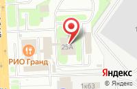 Схема проезда до компании Подольский троллейбус в Подольске