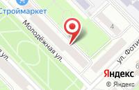 Схема проезда до компании Арбор Дизайн в Москве