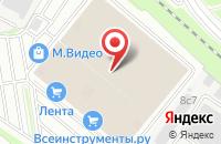Схема проезда до компании ДОПОЛНИТЕЛЬНЫЙ ОФИС № 797001723 в Дмитрове