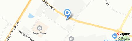 Государственная инспекция по маломерным судам МЧС России по Московской области на карте Москвы