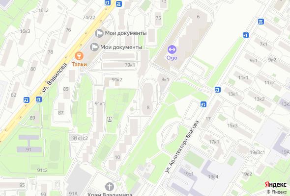 жилой комплекс Академдом