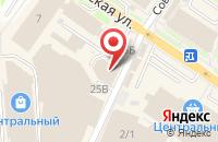 Схема проезда до компании Магазин отделочных материалов в Подольске