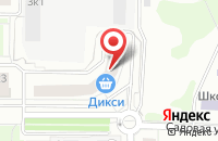Схема проезда до компании Адвокатская контора в Подольске