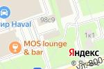 Схема проезда до компании АвтоГАЗ-Центр в Москве