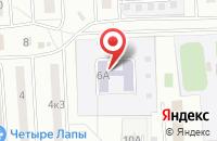 Схема проезда до компании Детский сад №39 в Подольске