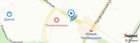 Библиотека инженера по охране труда на карте Москвы