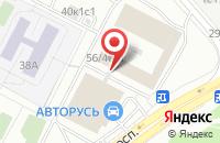 Схема проезда до компании Производственная Многоотраслевая Авиакомпания «Шар Инк. Лтд» в Москве