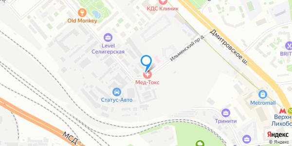 Головной офис банка Московский Вексельный Банк