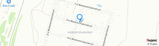 улица Железногорская 3-я