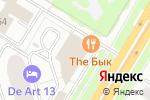 Схема проезда до компании IQ Fitness в Москве