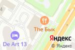 Схема проезда до компании Материя Времени в Москве