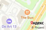 Схема проезда до компании Лапки в Москве