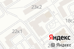 Схема проезда до компании Окнамира в Москве