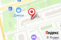 Схема проезда до компании Север-Информ в Москве