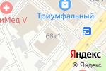 Схема проезда до компании Управление по Юго-Западному административному округу в Москве