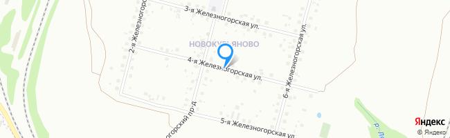 улица Железногорская 4-я