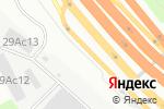 Схема проезда до компании FITNESS DIVISION в Москве