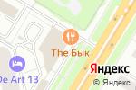 Схема проезда до компании Profildoors в Москве