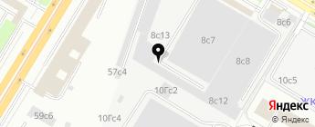ХламуНет на карте Москвы