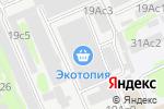 Схема проезда до компании Сервис Сталь в Москве